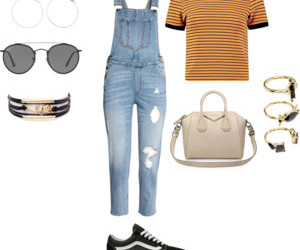 fashion, Polyvore, and avril image