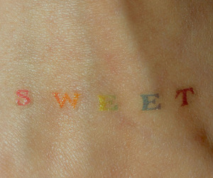 sweet, aesthetic, and pale image