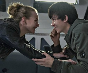 the space between us, gardner, and asabutterfield image