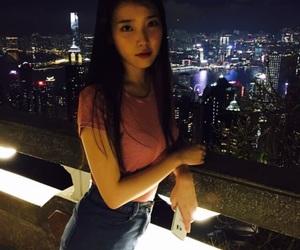 iu and kpop image