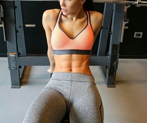 abs, ass, and girls image