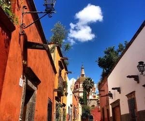 Ciudades, estilo, and san miguel de allende image