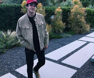 aaron carpenter, magcon, and old magcon image