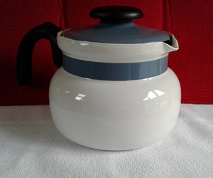 etsy, kitchen ware, and corning ware blue image