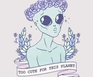 aliens and flores image