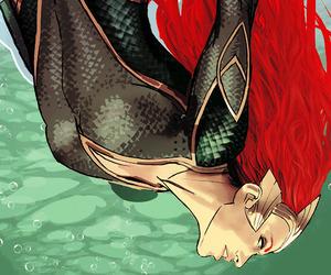 dc comics, mera, and queen of atlantis image
