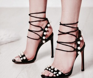 elegant, lovely, and shoes image