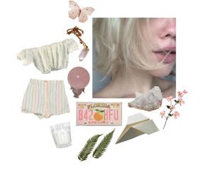 fashion, girly, and nymphet image