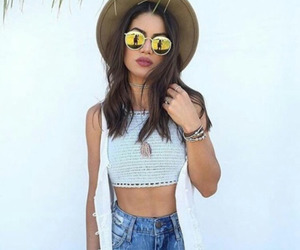 style, coachella, and look image