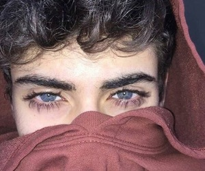 boy, eyes, and tumblr image