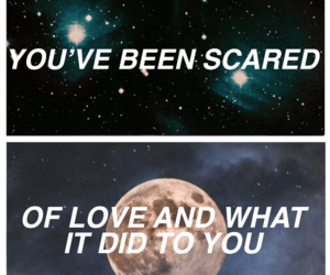 daft punk, love, and quote image