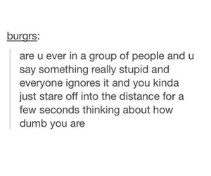 awkward, group, and introvert image