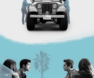scott, sciles, and teen wolf image