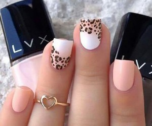 beige, nails, and style image