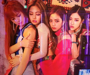 blackpink, jennie, and rose image