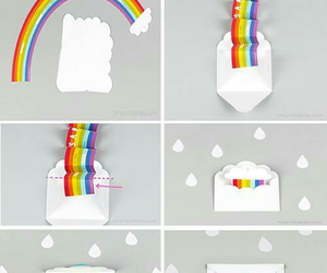 colors, nice, and Paper image