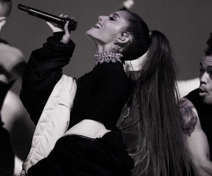 ariana grande, dangerous woman tour, and dangerous woman image
