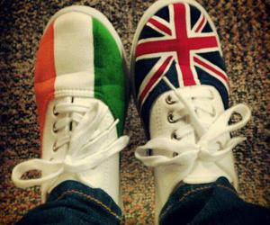 one direction, shoes, and england image