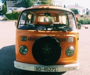 orange and travel image