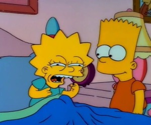 bart and lisa image
