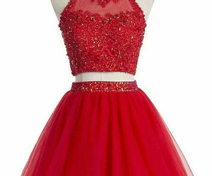 red homecoming dresses and homecoming dresses image
