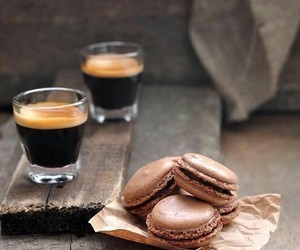 cakes, chocolate, and coffee image