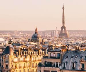 paris, travel, and adventure image