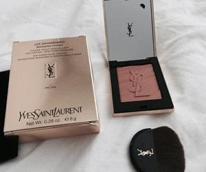 beauty, makeup, and YSL image