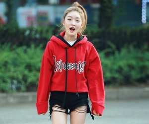 82 Images About Chung Ha 청하 On We Heart It See More About