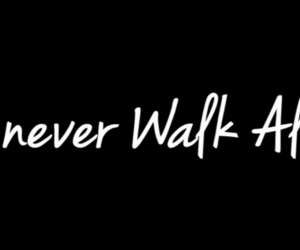 you never walk alone and bts image