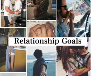 Collage, romance, and romantic image