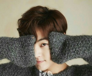 actor, korean, and kim minjae image