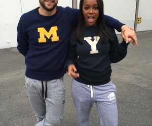 htgawm, jack falahee, and aja naomi king image