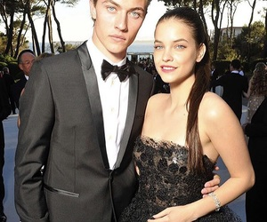 barbara palvin, lucky blue smith, and cannes image