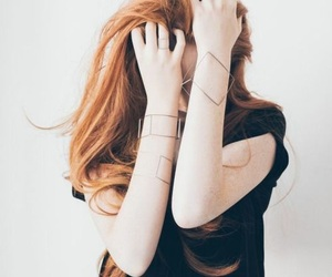 confessions, confidence, and redhead image