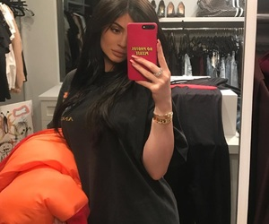 candid, style, and kylie jenner image