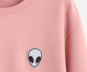 alien, pinkaesthetic, and beauty image