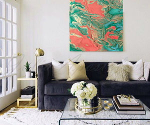 Abstract Painting, art, and watercolor painting image