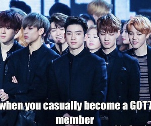 got7, bts, and jimin image