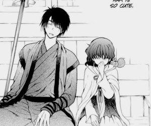 manga, anime, and yona image