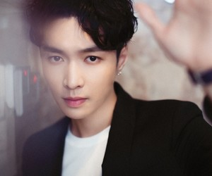 lay, exo, and zhang yixing image