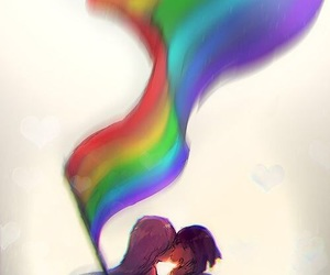 girls, lgbt, and love image