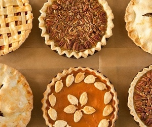 pie, autumn, and delicious image