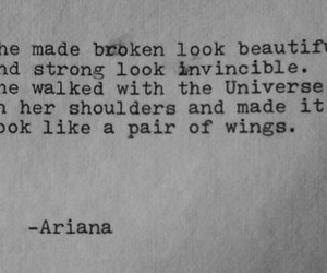 beautiful, broken, and Invincible image