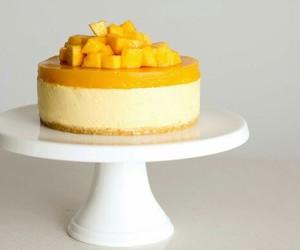 cheesecake and sweet image