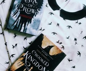 book, leigh bardugo, and six of crows image