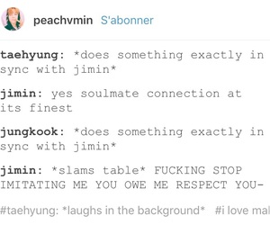 jin, kpop, and v image