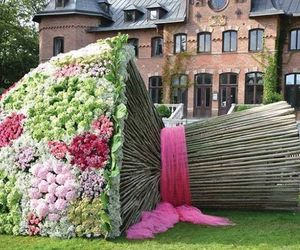 sculptures, photography inspiration, and garden ideas image