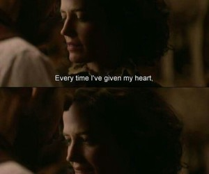 heart, eva green, and quote image