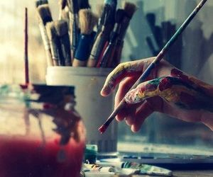 art, paint, and passion image